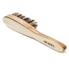 Sir Jack's Ox Horn Beard Brush