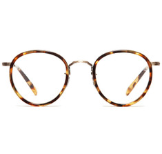 Oliver Peoples MP-2 DTB Antique Gold