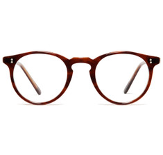Oliver Peoples O'Malley Brown Tortoise Cream