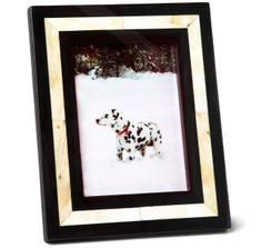 Sir Jack&#039;s Ox Horn Picture Frame