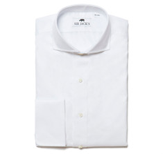 Lennox White Shirt French Cuff