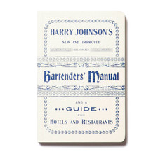 Bartender&#039;s Manual by Harry Johnson