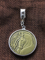 Horse Coin Pendant | 2015 | Caracol Jewelry