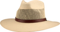 Florence Linen Hat | Caracol | Cream