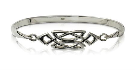Sterling Silver Celtic Design Bracelet