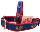 Maryland Flag Crab Dog Collars at PawsPetBoutique.com