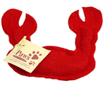 Organic Catnip Crab Cat Toys at PawsPetBoutique.com