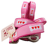 Pink Dog Leashes, Pink Valentine Dog Leashes