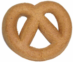 Wheat/Corn-Free Dog Pretzels, USA Baked