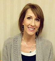 Tracy Menz Designer of Paw Print Jewelry