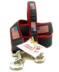 U.S. Flag Dog Leashes for the Patriotic Pup