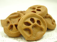 Soft Paw-imprinted Dog Treats