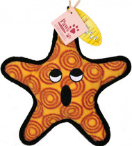 Tough Starfish Dog Toys Float too!