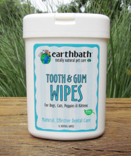 Tooth and Gum Wipes for your Best Friend