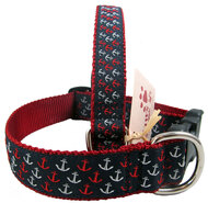Anchor Dog Collars are made in USA