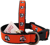 Orange Natty Boh Collars celebrate the Orioles and Baltimore's well-known icon.