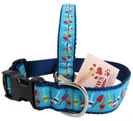 Boating Buoy Dog Collars are Made in USA!