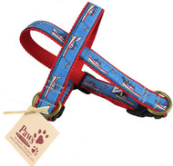 Boating Dogs Collar made in USA