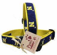 USNA N Star Dog Collars
