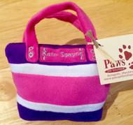 Kate Spayed Purse Dog Toy