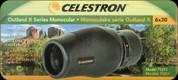 Celestron - Outland X Series Monocular - 6x30