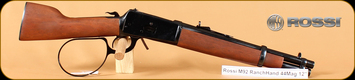 """Rossi - Ranch Hand - 44Mag - 12"""", non restricted"""