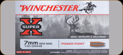 Winchester - 7mmRemMag 150 GR - Power Point - 20ct
