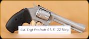 "Charter Arms - Target Pathfinder SS - 22WMR - 5"", Model 72350"