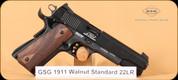 GSG - 1911 - 22LR - Walnut Standard