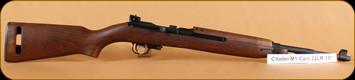 Chiappa - M1-22 - 22LR - Wood, 18""