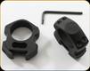 American Precision Arms - Tru-Lock Rings - 30mm - 1.125 High