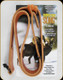 Montana Sling - Brown 1 inch Easy Adjust Leather with Swivels