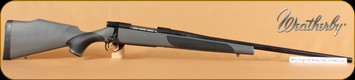 Weatherby - Vanguard S2 - 257WbyMag - Blk/Gr Syn, Blued, 24""