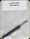 Dewey Brush - 6.5mm Nylon Brush