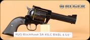 """Ruger - Blackhawk - 45LC - Blk/Bl, 4 5/8"""""""