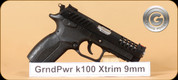 Grand Power - K100 XTrim - 9mm - 2 mags