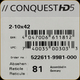 Zeiss - Conquest HD5 - 2-10x42 - Z-600