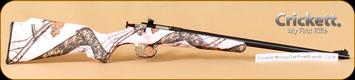 Crickett - 22LR - Mossy Oak Pink Blaze Bl