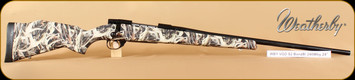 Weatherby - Vanguard S2 - 240WbyMag - Whitetail Bonz Blued, 24""