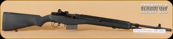 Springfield - M1A MA9226 - 308Win - BlkSyn, NM Barrel and trigger