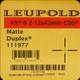 Leupold - VX-6 - 2-12x42mm - Matte Duplex