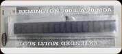 Weaver - Tactical - Remington 700 Long Action 20 MOA Extended Multi Slot
