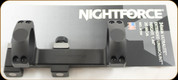 "NIGHTFORCE - XTRM - Extended Unimount - 1.44"" - 20 MOA - 34mm - A194"