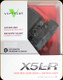 Viridian - X5L-R - Elite Red Laser Sight and Tactical Light - Full Sized Railed Pistols