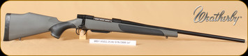 Weatherby - Vanguard S2 - 25-06Rem - Blk/Gry Syn, Detachable Mag, 24""