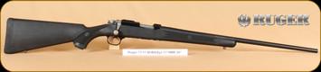 """Ruger - 17HMR - 77/17 - BlkSyn/Bl, 20"""""""