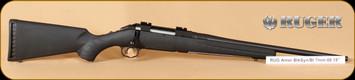 """Ruger - American - 7mm-08Rem - Blk Syn Bl, 18"""""""