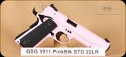 GSG - 1911 - 22LR - Pink Black Standard