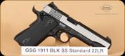 GSG - 1911 - 22LR - Black SS Standard