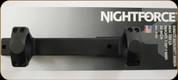 "Nightforce - XTRM - Direct Mount - Rem 700 LA 1.0"" Med - 20MOA - 30mm - A102"